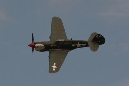 "Curtiss P-40 Kittyhawk 43-5802 ""Lulu Belle"""