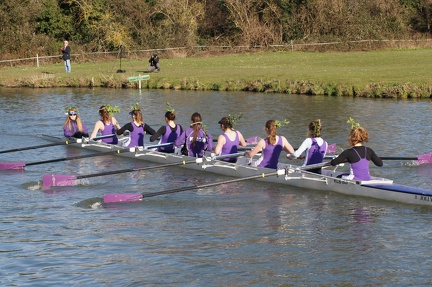 King's Women's 2 - who bumped!