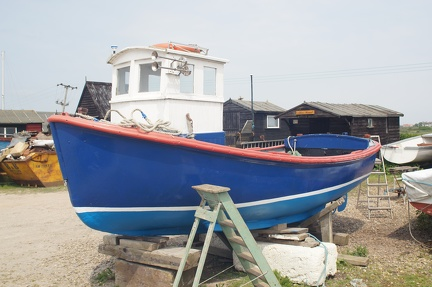Unnamed Fishing Boat