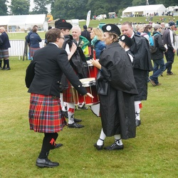 European Pipe Band Championships 2016
