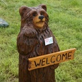 A Bear Welcome