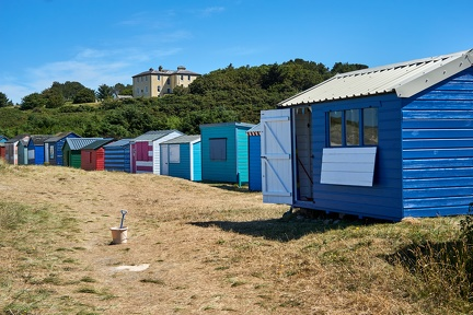 Hopeman Beach Huts