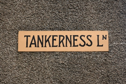 Tankerness Lane