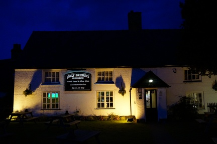 Jolly Brewers, Milton