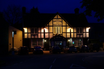 The Waggon and Horses, Milton
