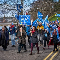 Scotland Standing Up For Our Citizens March