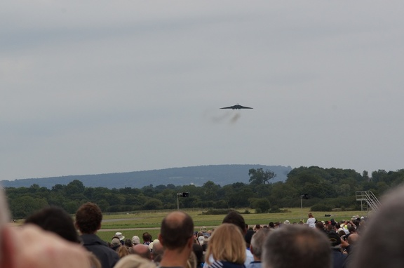 Here comes Vulcan XH558